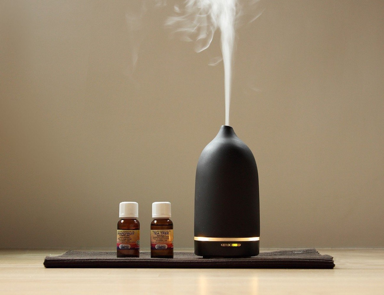 Electronic Aroma Diffuser ~ Aroma diffuser energy wellness